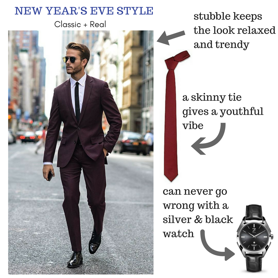 c63e3b741fe But no worries, we've got a New Year's look that isn't too wild or trendy,  but is still going to ensure you look great for your night out.