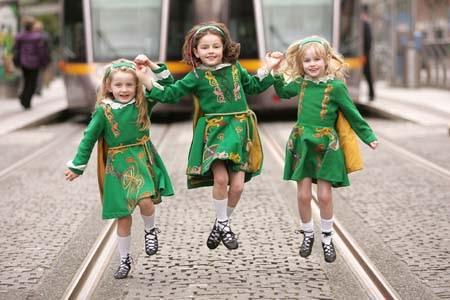 Веселая ирландская музыка скачать