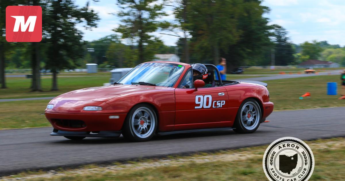 Akron Sports Car Club Autocross