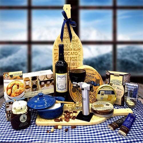 Brampton gift basket delivery gourmet fruit baby wine our featured brampton gift baskets negle Choice Image