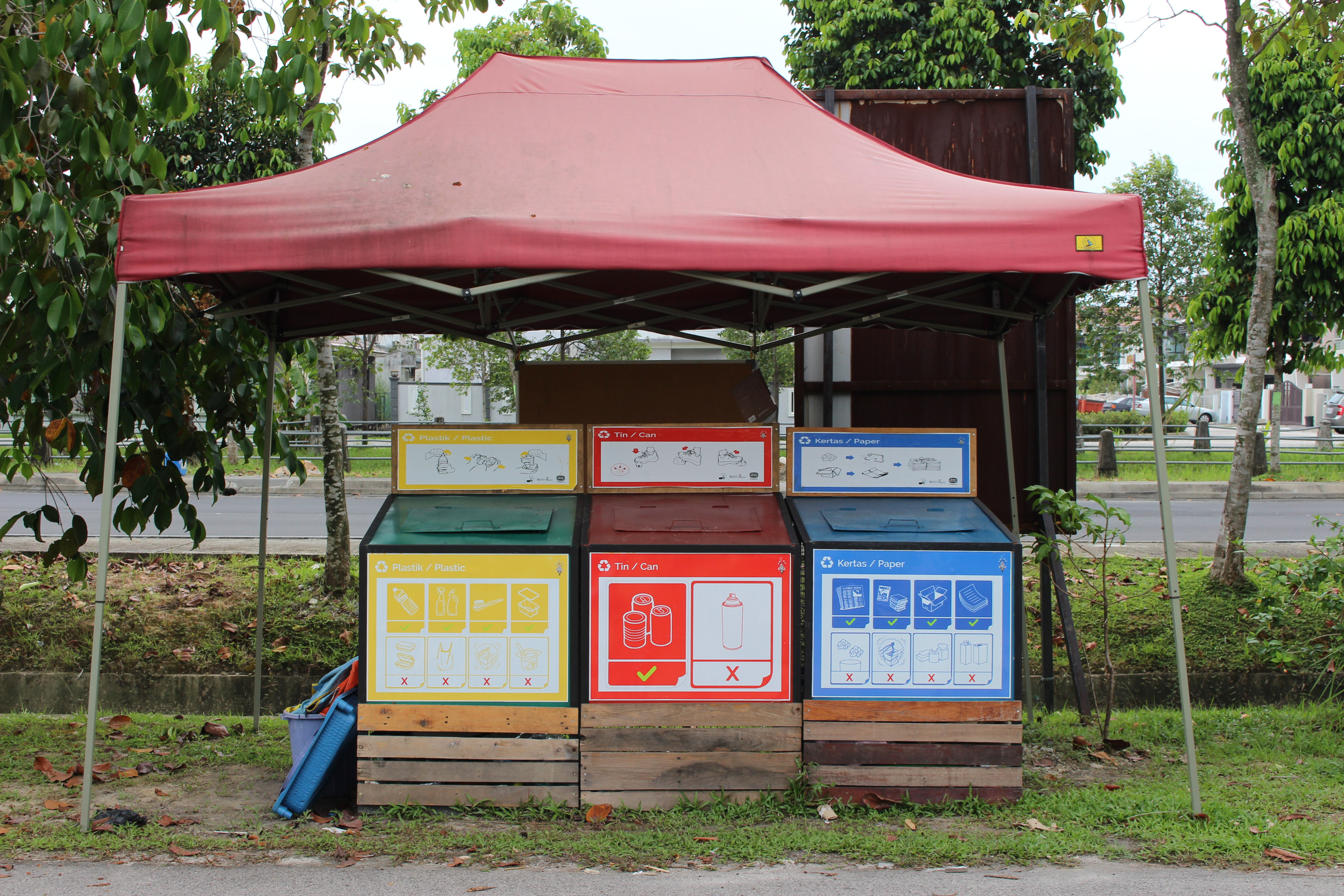 Sime Darby Bandar Bukit Raja Recycling Program - Beyond Bins