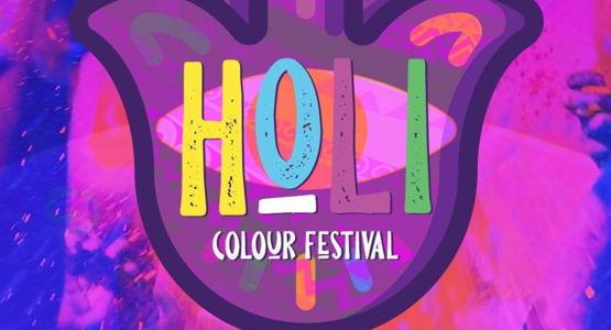 HOLI Colour Festival!