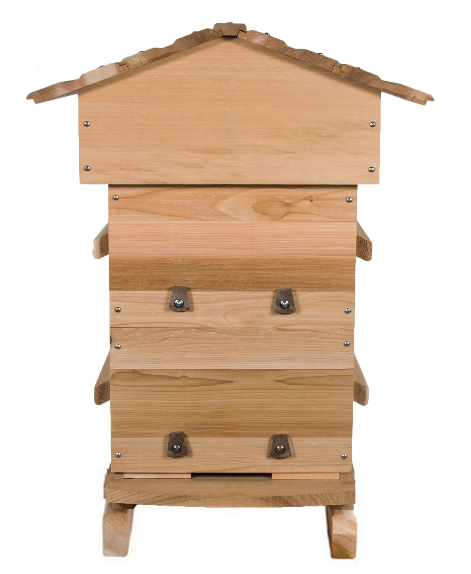 Warre Hives Are Ideally Suited For The Beekeeper Looking For A Low Cost,  Low Maintenance Hive Design. With A Warre Hive, There Is No Need To  Frequently ...