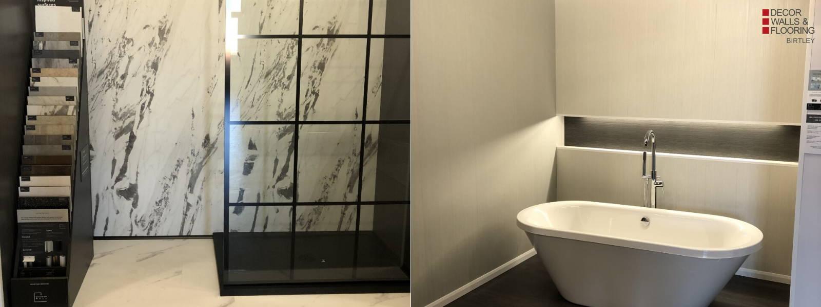 Birtley Bathroom Wall Panels Showroom Decor Walls Flooring