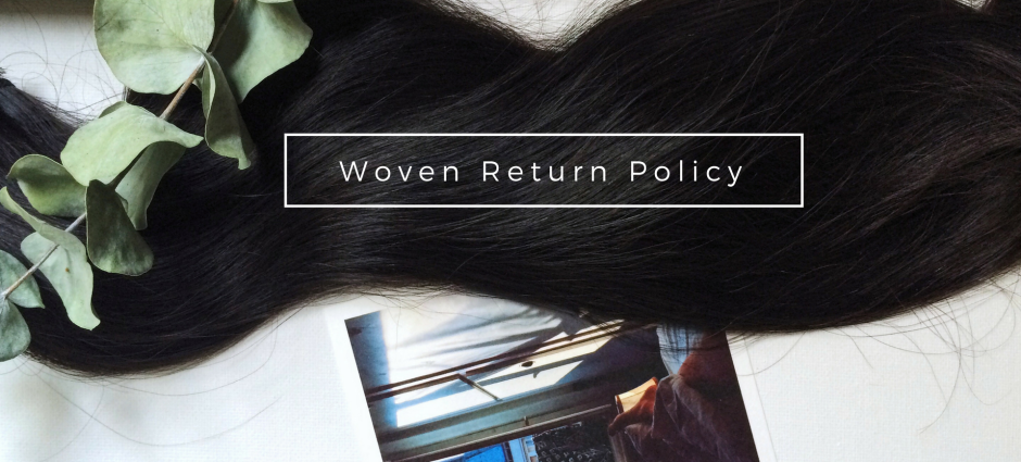 Woven Return Policy Ethical High Quality Remy Hair Extensions