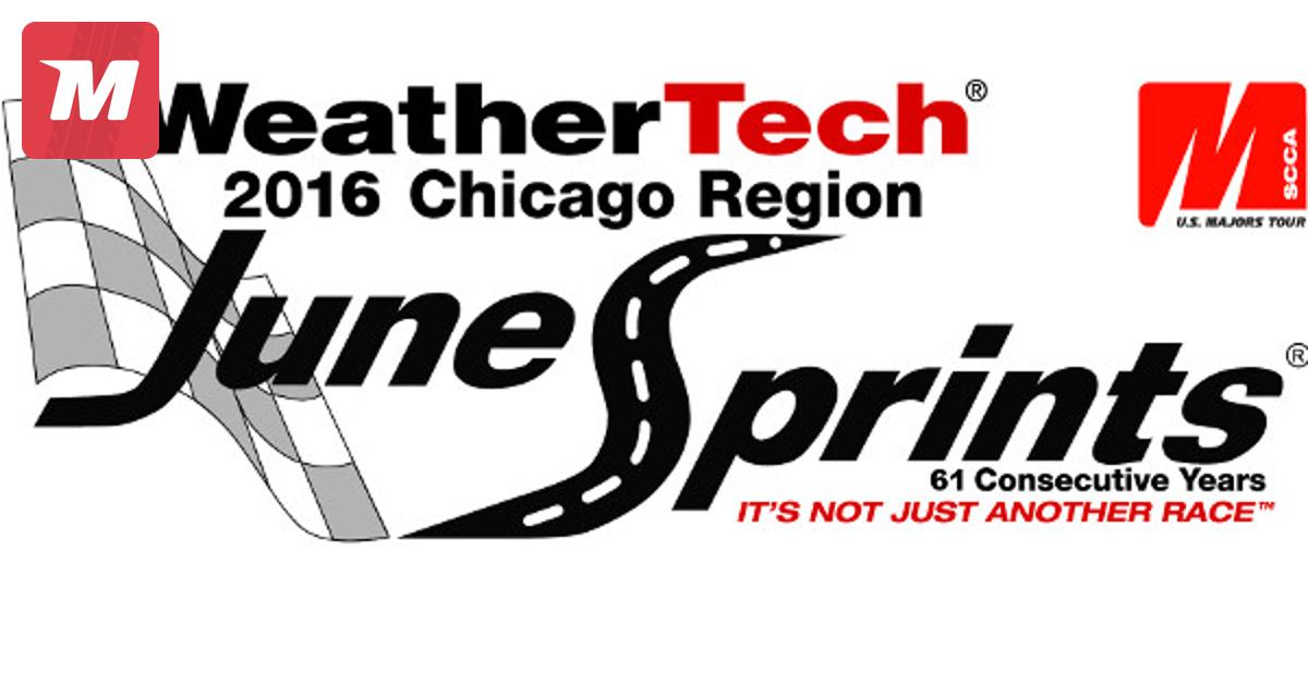 June sprints majors chicago region info on jun 17 2016 for Road america motor club