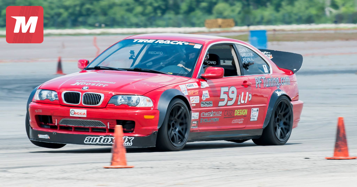 Evolution Performance Driving School Phase Two info on Jul