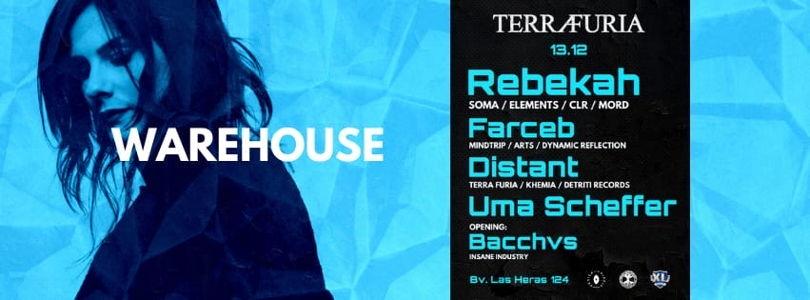 Rebekah | Terrafuria • Warehouse