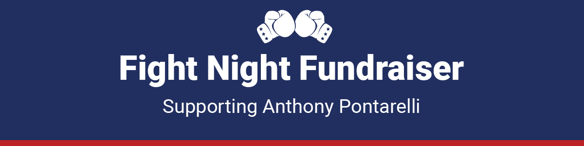 Fight Night Supporting Anthony Pontarelli