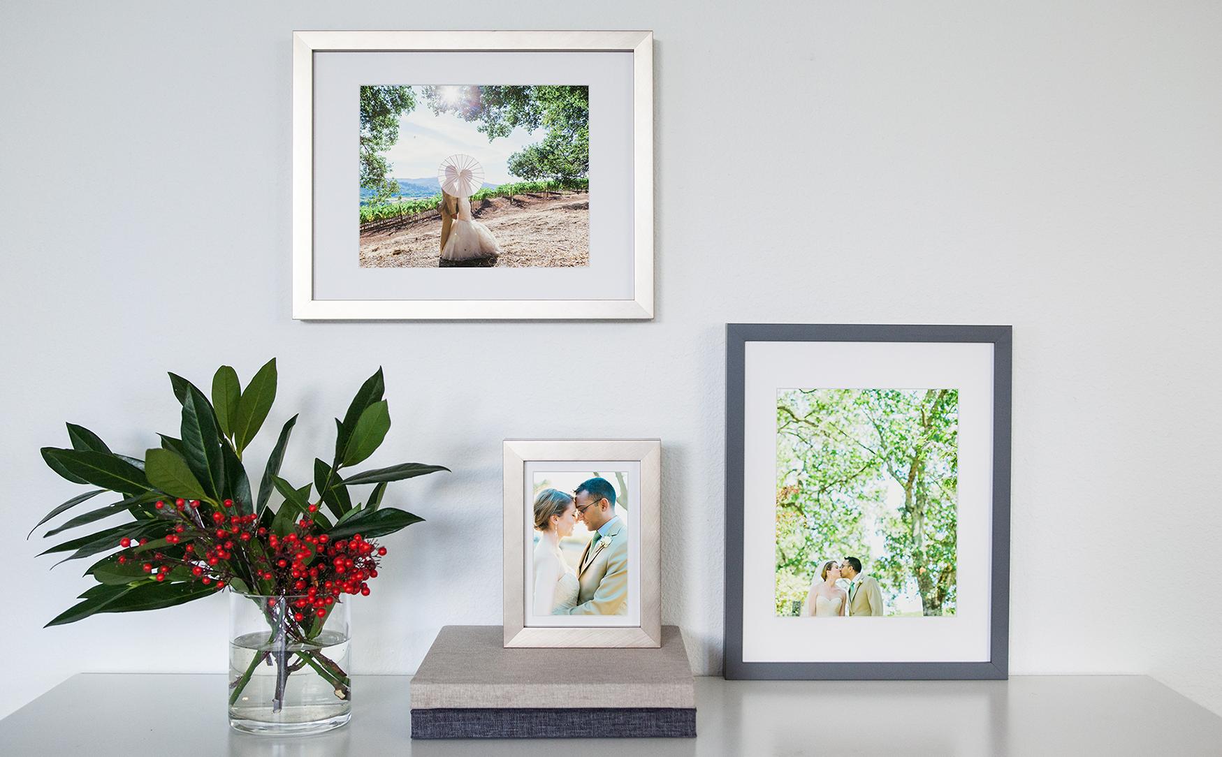 design aglow frames modern affordable photo frames - Modern Picture Frames
