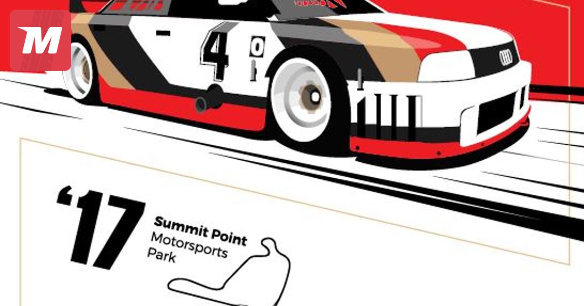Audi Club Pcc 2018 Season Opener At Summit Point Info On
