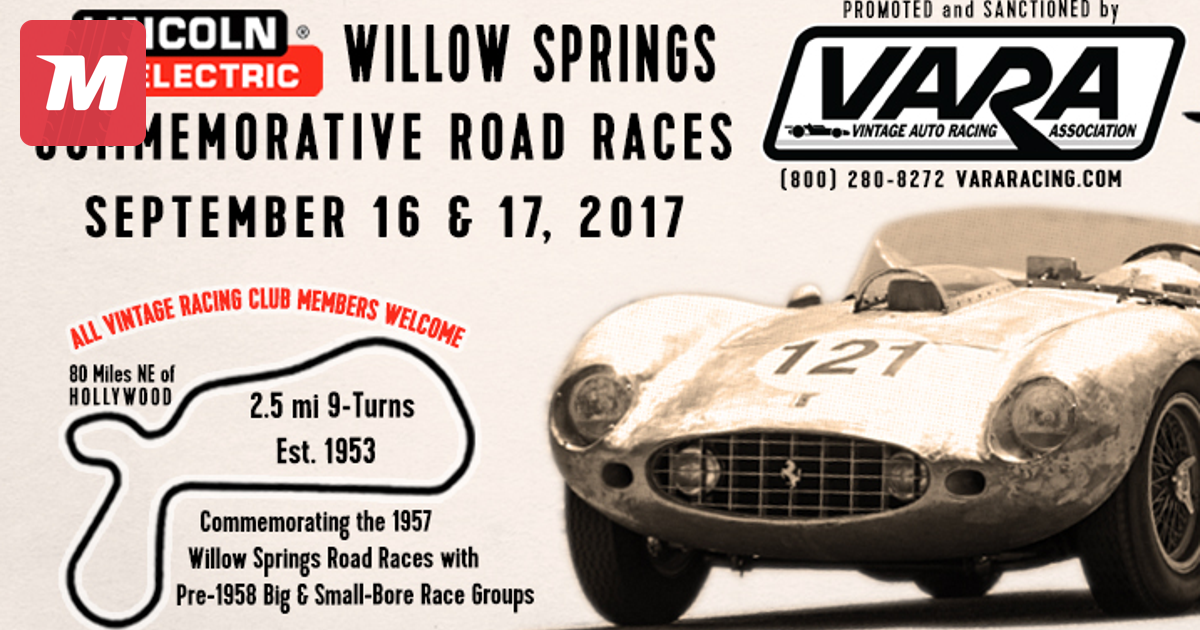 Lincoln Electric Commemorative Road Races info on Sep 16, 2017 ...