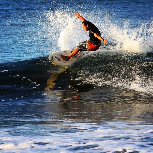 Как сделать свой surf 75