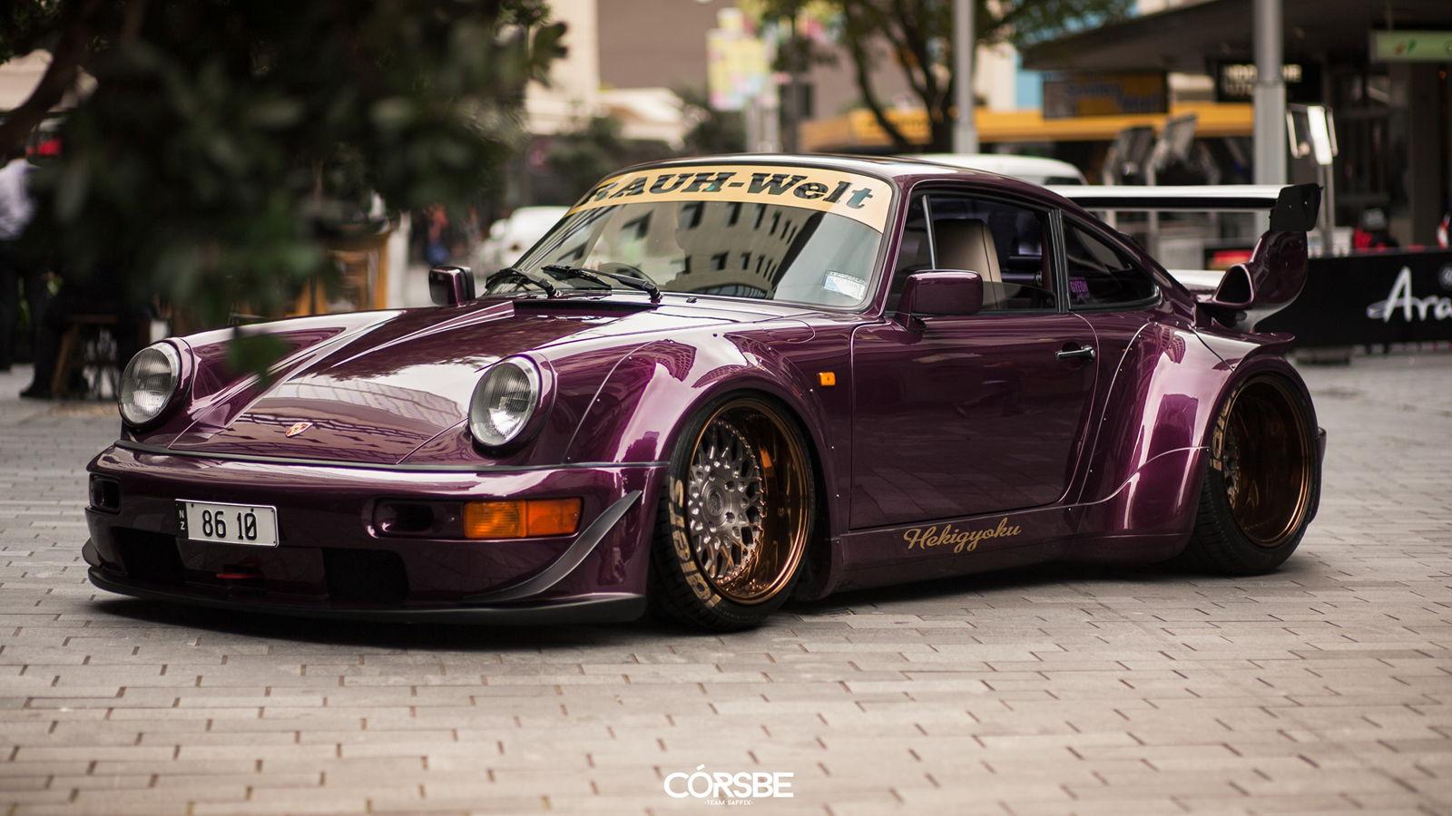 August Rauh Welt 964 Carrera