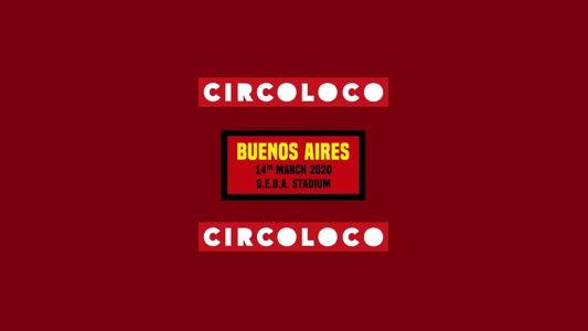 Circo Loco en GEBA (BS.AS.)