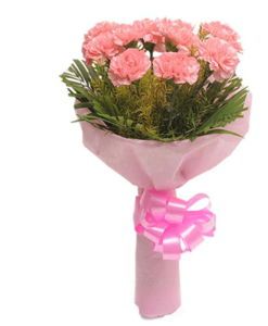 BF Bouquet of Carnations