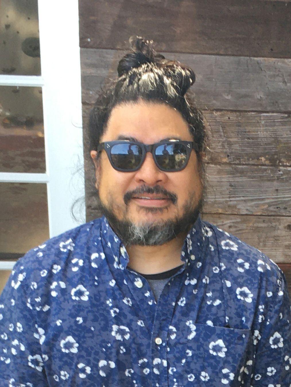 James Yu - Copy Editor