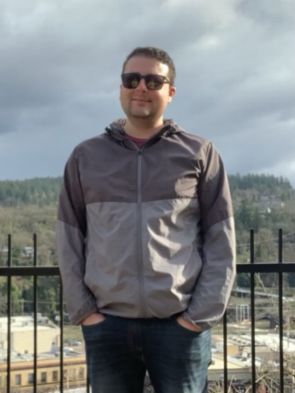 Daniel Haggard - Project Manager