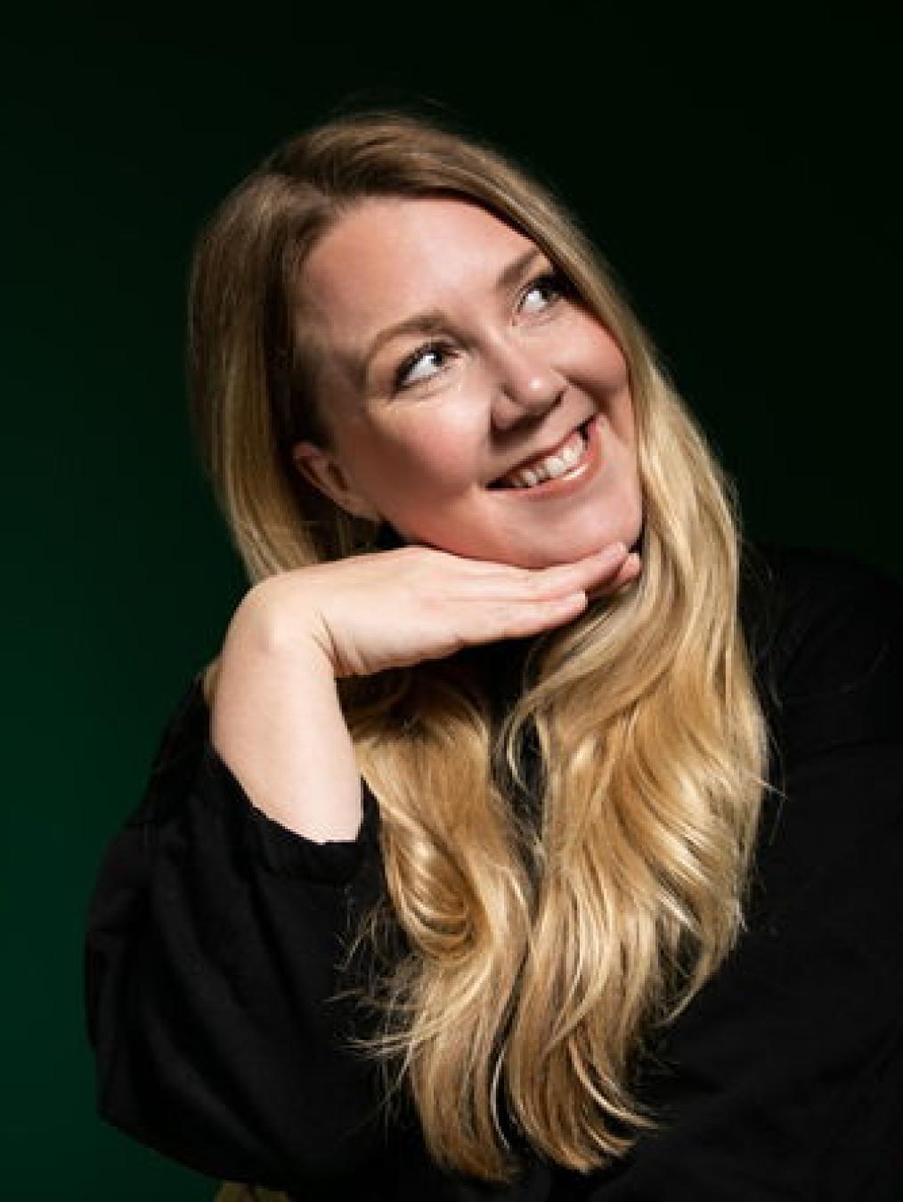 Mina Crowder - Senior Project Manager