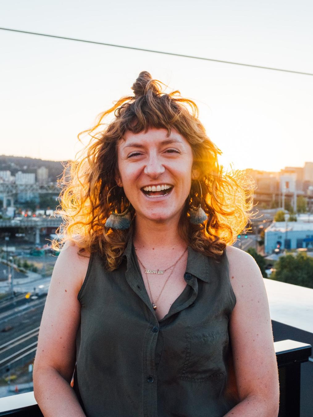 Anna Reed - Senior Strategist