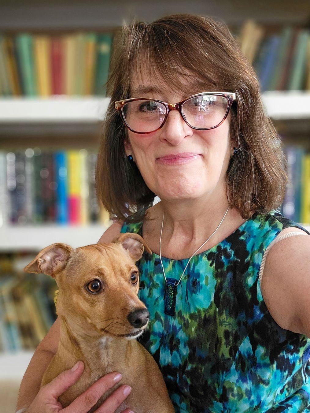 Margaret Park Bridges - Copy Editor