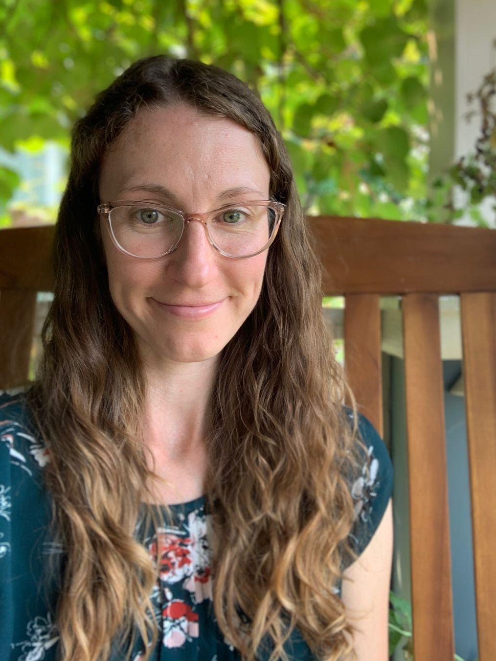 Katie Sukalich - Writing Lead