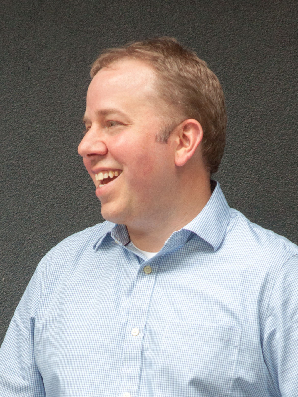 Kevin Rock - Principal Data Strategist