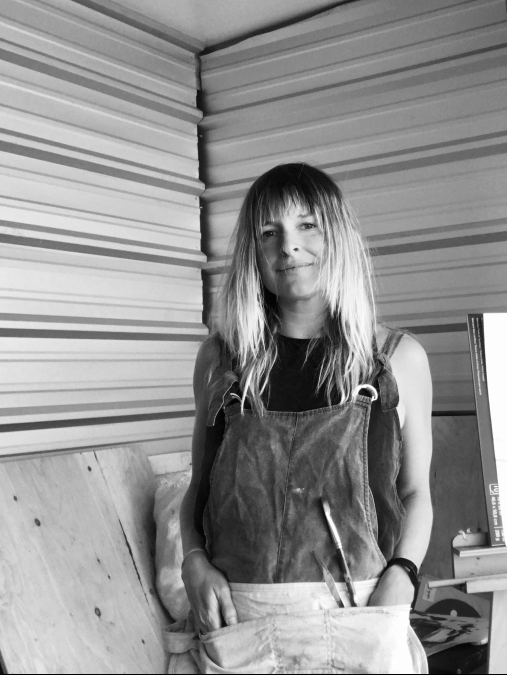 Cassandra Conner - Design Lead