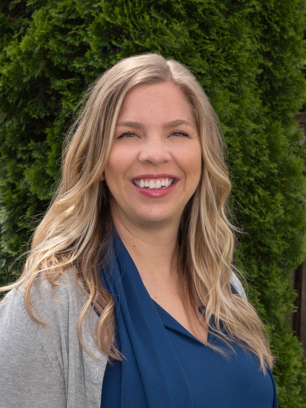 Heidi Lueb - Director of Finance & Accounting
