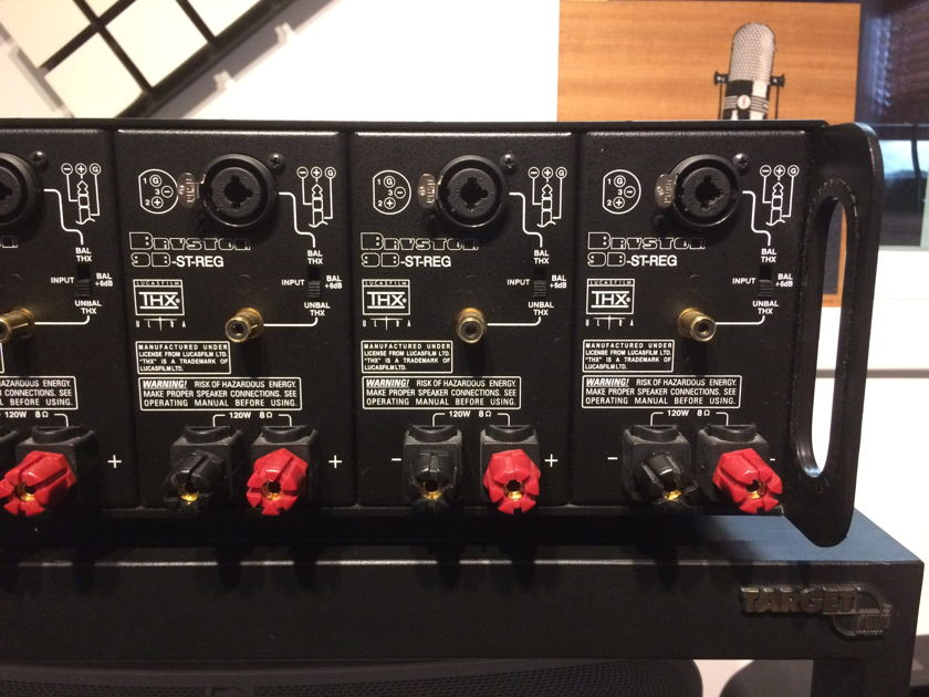 Bryston 9B ST 5 Channel Amplifer