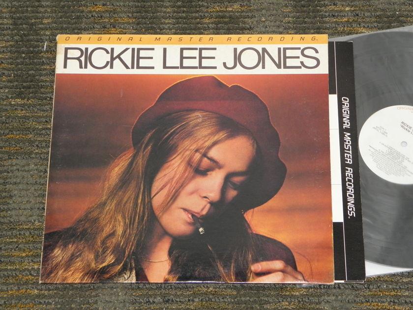Rickie Lee Jones - Rickie Lee Jones (Debut LP) MFSL 1-089 JVC Japan pressing from 1982