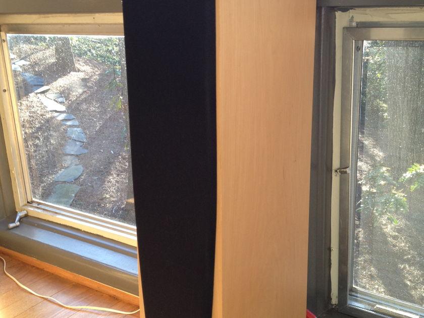 Spendor  S5e Floor-standing speakers Maple