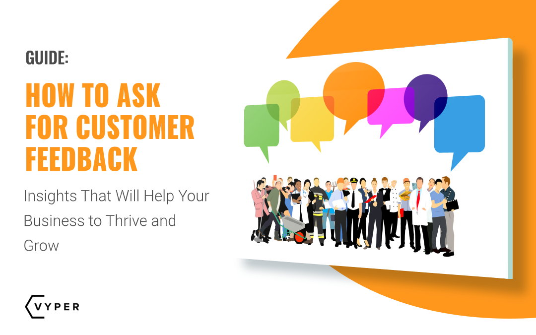 Market Research 101: How to Ask For Customer Feedback