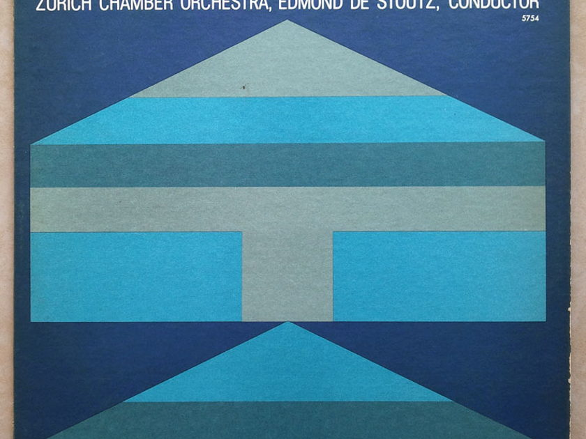 Vanguard/20th Century Masterpieces  - of the Vienna School /  Schoenberg, Webern, Berg / NM
