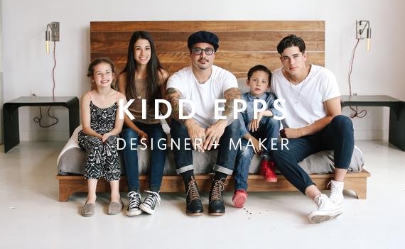 kidd epps designer and maker