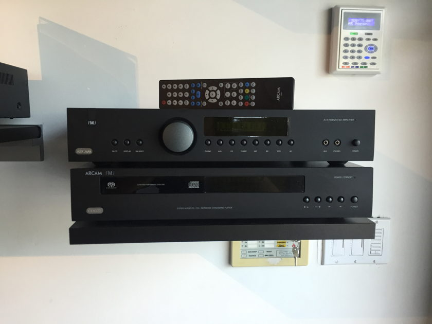 Arcam A19 & CDS27BK Can Be Sold Separately (A19- $699.00) (CDS27BK-$699.00)