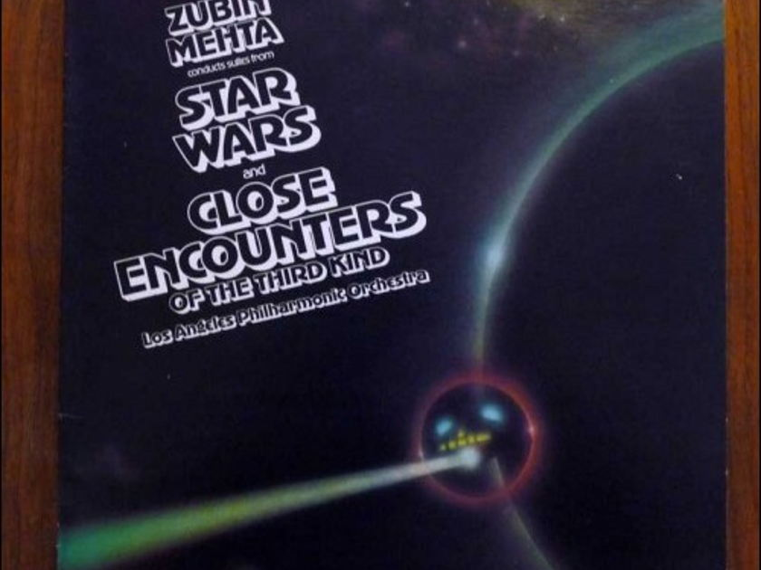 Star Wars Close Encounters - Mobile Fidelity Sound Lab MFSL Los Angeles Phillharmonic Orchestra