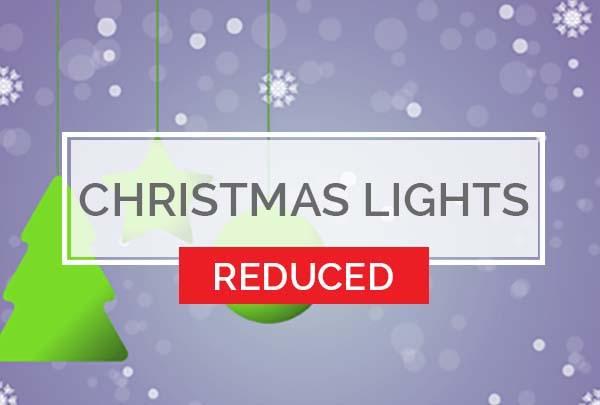 Christmas Lights Reduced