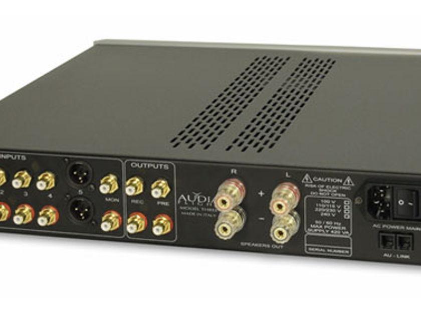 Audia Flight Flight Three integrated amp + phono option!
