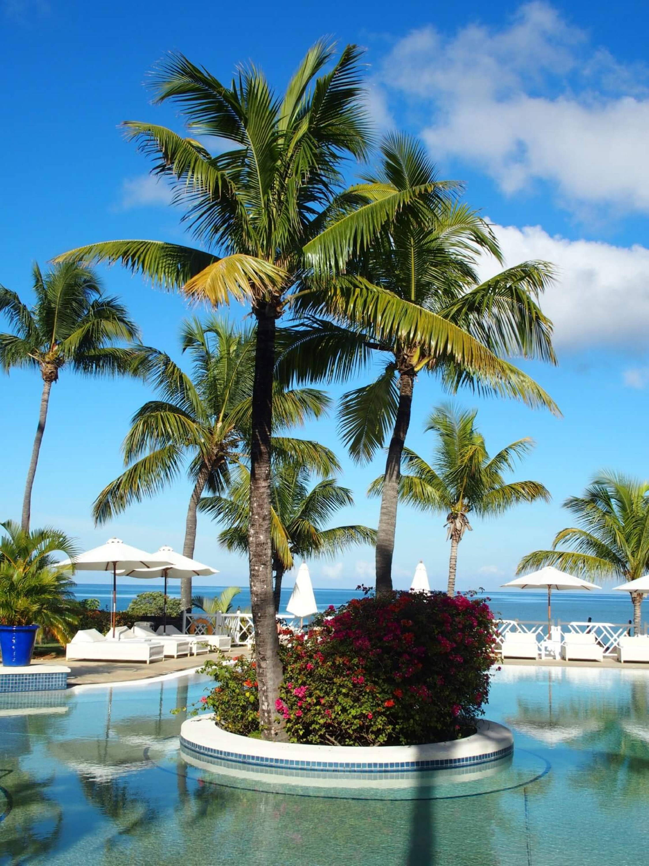 Beautiful photo of holiday resort pool