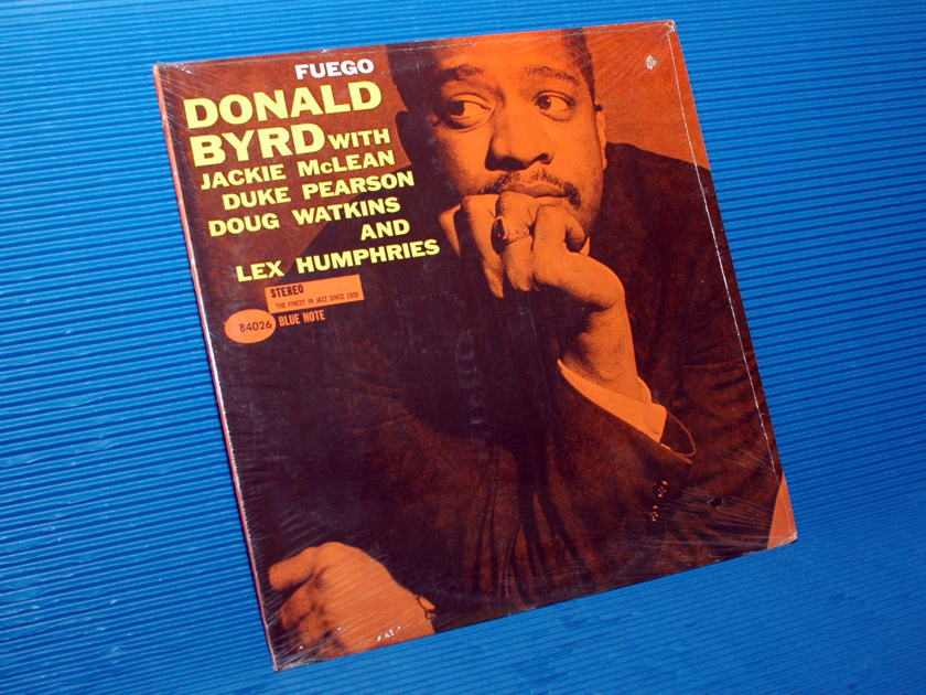 "DONALD BYRD -  - ""Fuego"" - Blue Note 1963? Sealed!"