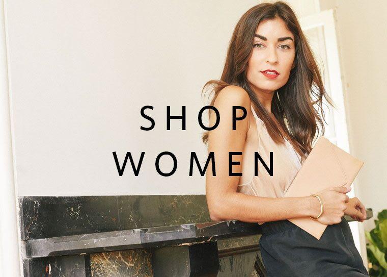 Shop women's Nisolo shoes.