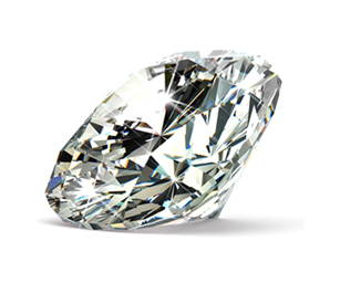 Laboratory cut diamond