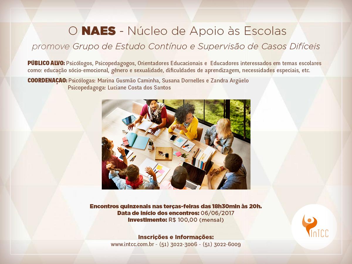 Grupo de Estudo Contínuo e Supervisão de Casos Difíceis