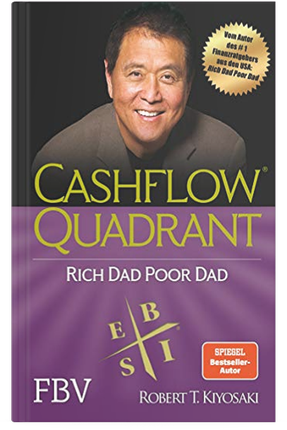 Buchempfehlung Cashflow Quadrant