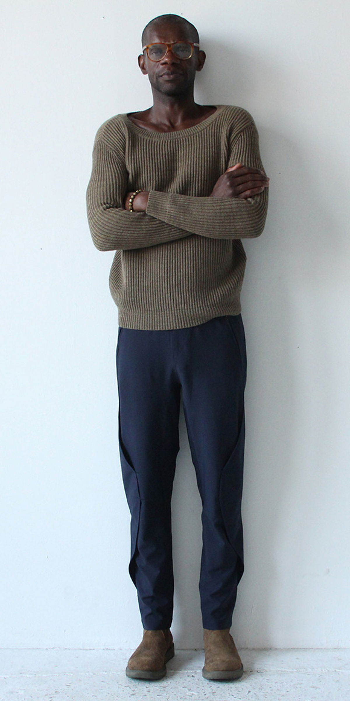 QUEST – EXCEPTIONALLY COMFORTABLE ON THE GO PANT NAVY