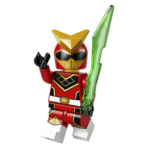 The Super Warrior
