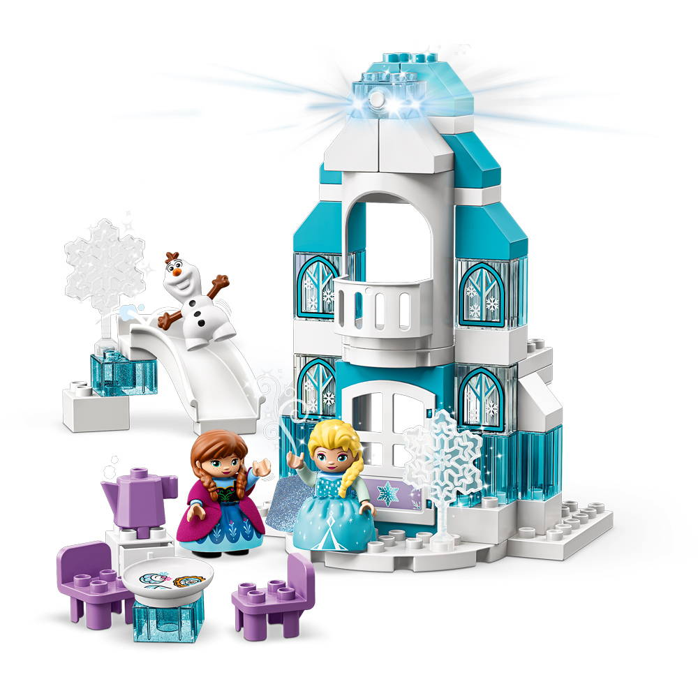 LEGO DUPLO Princess frozen ice castle