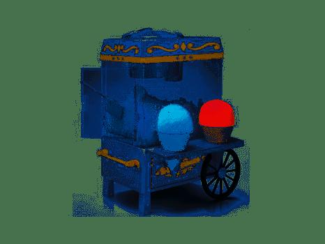 Nostalgia Snow Cone Maker and Accessories