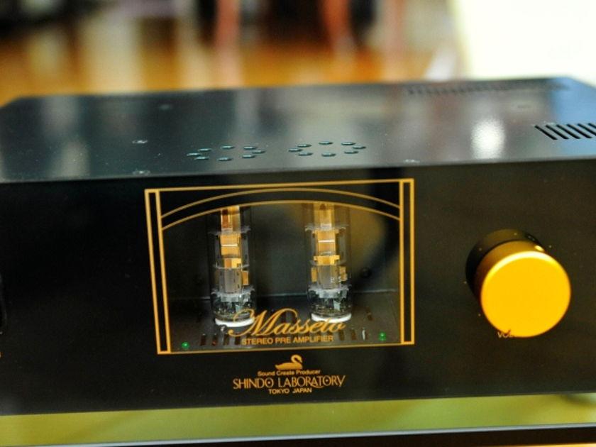 Shindo Lab Masseto Pre Amplifier  220 - 230v